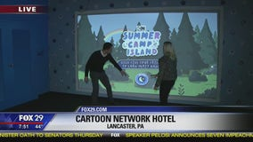 First-ever Cartoon Network Hotel opens in Lancaster County