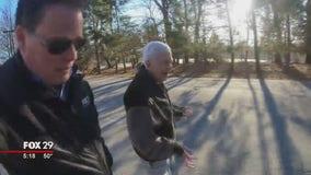 Hank's Take: Man walks 26 miles for 82nd birthday