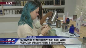 Learn to make your own candles at DIY candle bar in Rittenhouse