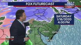 FOX 29 Weather Authority Forecast (Friday Night Update)