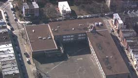 Lockdown lifted at Strawberry Mansion school after report of person with gun outside