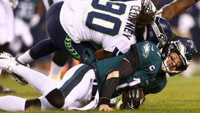 Report: NFL to review Clowney's hit that injured Carson Wentz