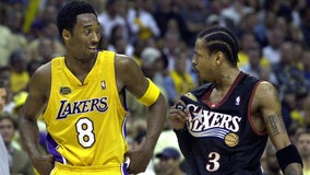 'Devastated and heartbroken': Allen Iverson speaks following Kobe Bryant's death