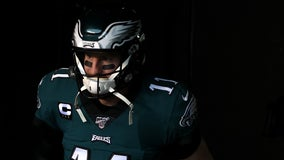 'All in God's plan': Wentz speaks after head injury, Eagles playoff loss