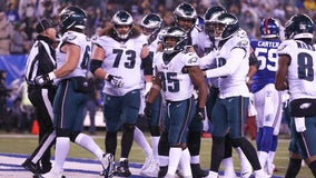 Unknown players step up for Philadelphia Eagles in clutch moments