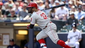 Phillies move former All-Star Odubel Herrera off roster