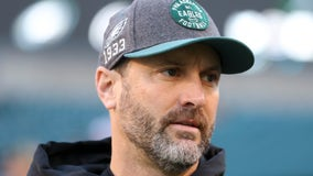 Eagles part ways with OC Groh, wide receivers coach
