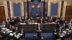 Trump impeachment trial: Senators' questions launch pointed debate