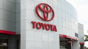 Toyota recalls 2.9M vehicles; air bags may not inflate