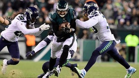 Russell Wilson leads Seattle Seahawks past Eagles 17-9