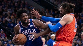 76ers center Joel Embiid to have surgery on finger