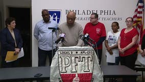 Philadelphia's teachers union sues school district over asbestos