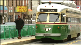 Say goodbye to the Route 15 trolleys in Brewerytown for at least a year