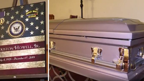 Strangers plan memorial ride, funeral services for WWII vet without family