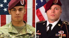 US soldiers killed in Afghanistan roadside bomb blast from Virginia, Illinois