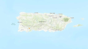 5.1 magnitude earthquake rattles Puerto Rico, USGS says