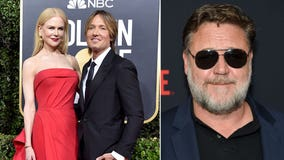 Nicole Kidman, Russell Crowe among dozens of celebs donating to help fight Australia wildfires