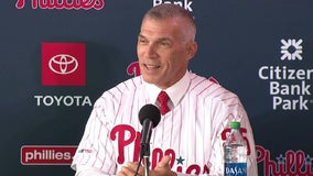 Phillies officially hire Meacham, Brodzinski to Girardi's staff