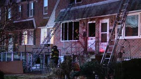3 adults, 2-year-old injured in Holmesburg house fire