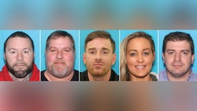 'Operation Zombie': Pa, NJ police dismantle gun ring; 5 suspects charged
