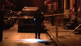 Man critical after double shooting in Strawberry Mansion; 2 males in custody