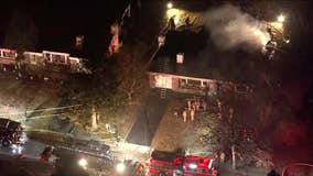 Man killed, woman injured in Marple Township house fire