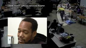 Jefferson Hospital patient claims security guard dragged him out of cafeteria