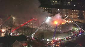 14 injured in 2-alarm fire at Upper Merion apartment complex