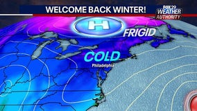 Weather Authority: A cold couple of days as winter settles into the Delaware Valley