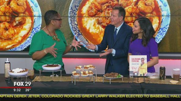 Calibama cooking combines California, Alabama comfort foods