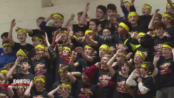 Local students raise money for Alex's Lemonade Stand