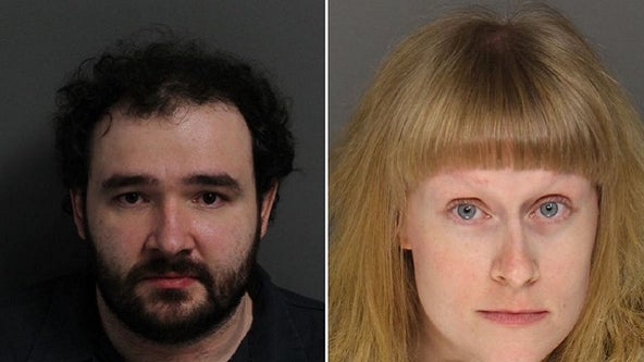 Couple pleads guilty in string of explosions in Bucks County