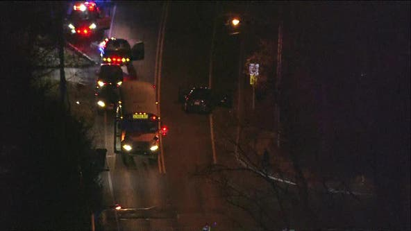 Police: Teen struck by vehicle after getting off school bus in Gloucester Township