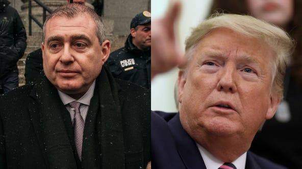 Lev Parnas: Giuliani associate names Trump, Pence, more in Ukraine plan
