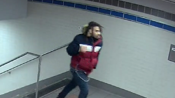 Philadelphia police search for man accused of raping woman in Love Park