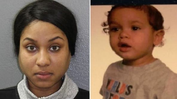 N.J. woman charged in toddler's death seeks to have statements tossed
