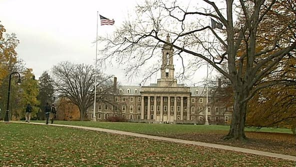 Penn State frat suspended amid allegations 4 members sexually assaulted female student