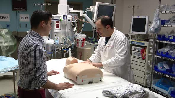 Breaking down barriers to learn CPR in Latino communities