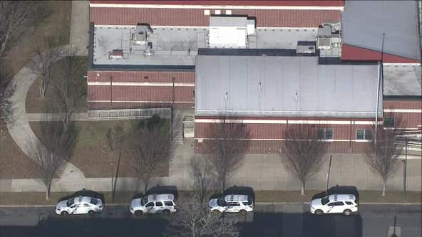 Police: Lockdown lifted at Southwest Philadelphia elementary school after BB gun recovered
