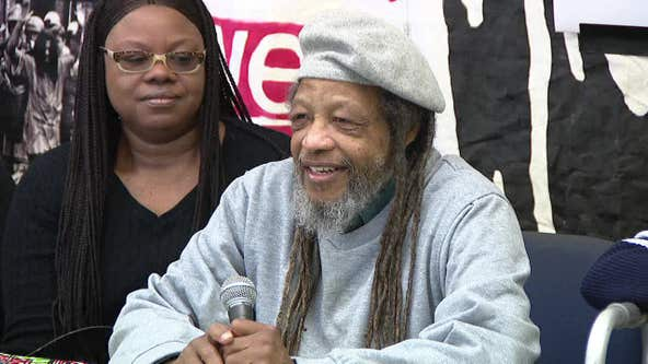 Delbert Africa, Philadelphia MOVE group member, released from prison after 41 years