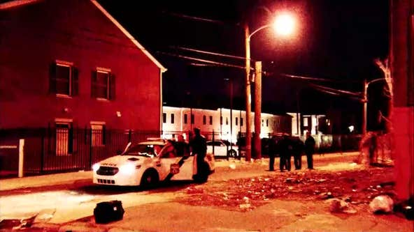 2 teens wounded in shooting in Strawberry Mansion