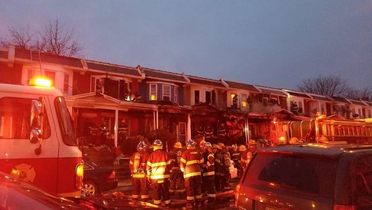 11th Street Fire