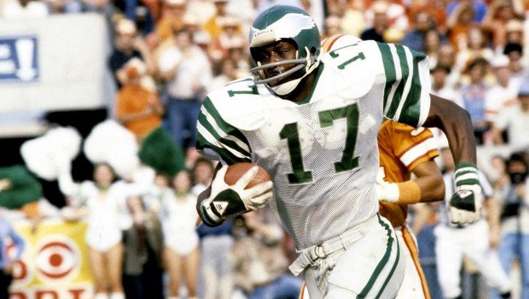 Philadelphia Eagles wide receiver Harold Carmichael