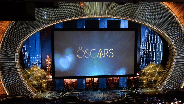 HOLLYWOOD, CA - FEBRUARY 28: View of the stage during the 88th Annual Academy Awards at the Dolby Theatre on February 28, 2016 in Hollywood, California. (Photo by Kevin Winter/Getty Images)