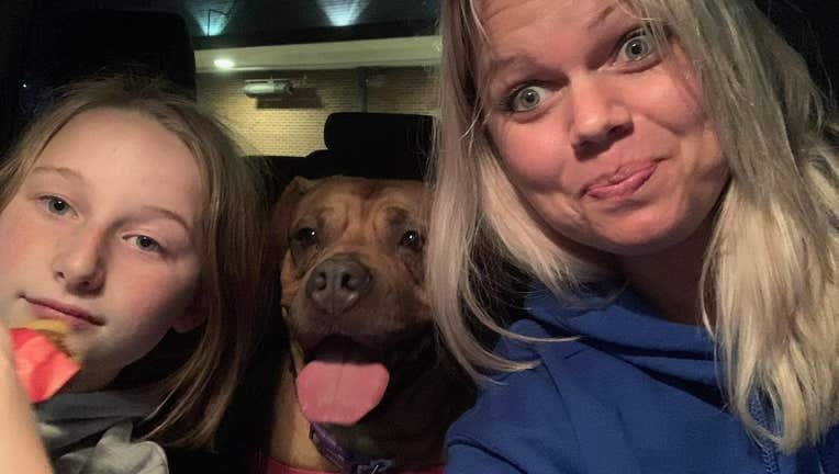 PSPCA resident Lucy finds her forever home