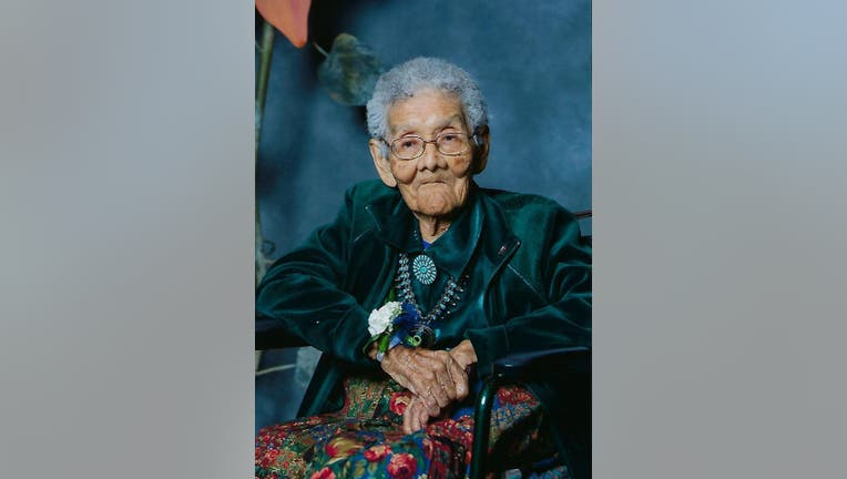 Sophie Yazzie (Navajo Nation)