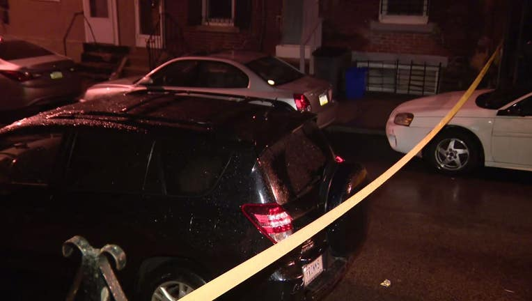 Bloyd Street homicide