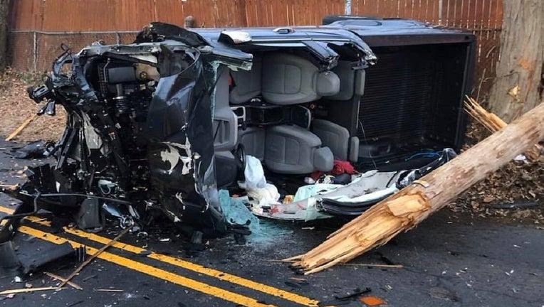 Bristol bus crash