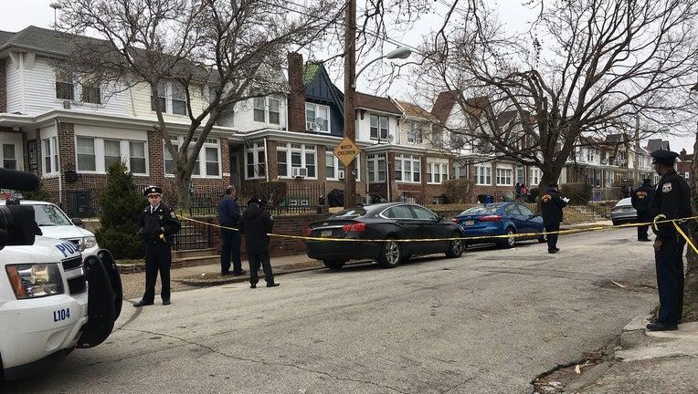 Georgian Street homicide