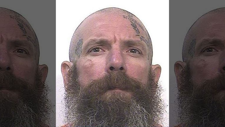 Jonathan Watson, 41, used a walking cane to cause multiple head wounds to two fellow inmates at the California Substance Abuse Treatment Facility and State Prison in Corcoran, officials said. (California Department of Corrections and Rehabilitation)